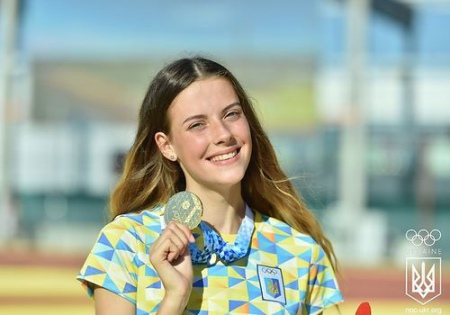 Українка Магучіх перемогла на ЄЮОФ з рекордом турніру