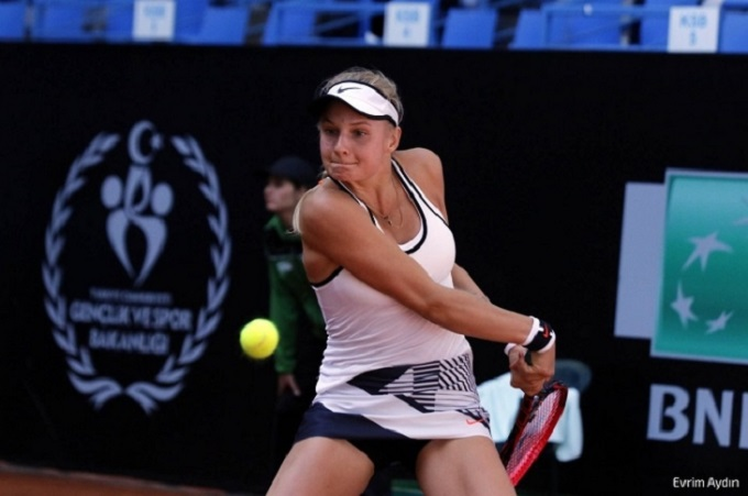 Українка Марта Костюк сенсаційно обіграла фаворита турніру WTA вШтутгарті