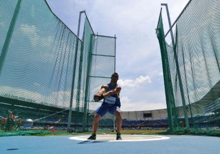 Пискунов – чемпион Европы (U-20) с новым юниорским рекордом Украины