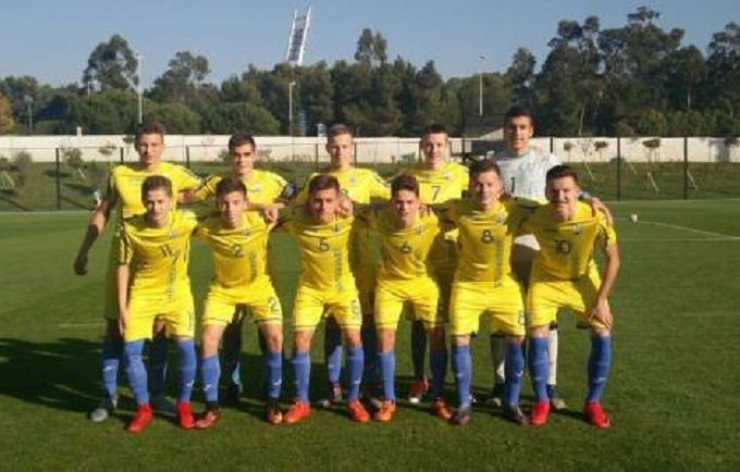 Збірна України U-17 дізналась суперників по відбору на Євро