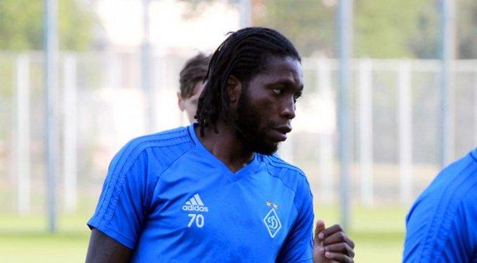 Мбокані сподівається продовжити контракт з«Динамо»