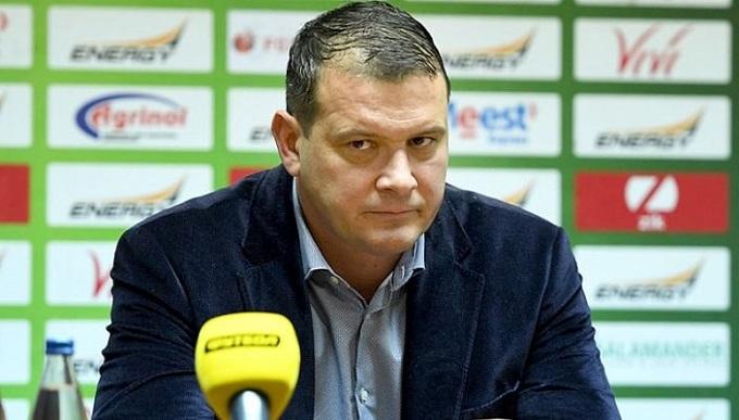 Сергія Зайцева усунули зпосади тренера «Карпат»,— ЗМІ