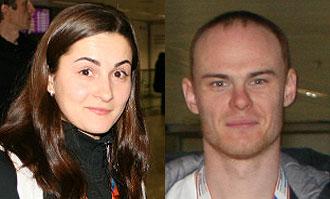 Килипко та Никифоров - про те, як їм вдалося здобути медалі чемпіонату Європи у приміщенні