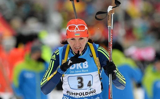 Зі збірної України з біатлону поженуть олімпійських чемпіонок
