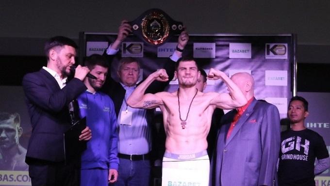 Український боксер Денис Берінчик здобув пояс WBO: якцебуло