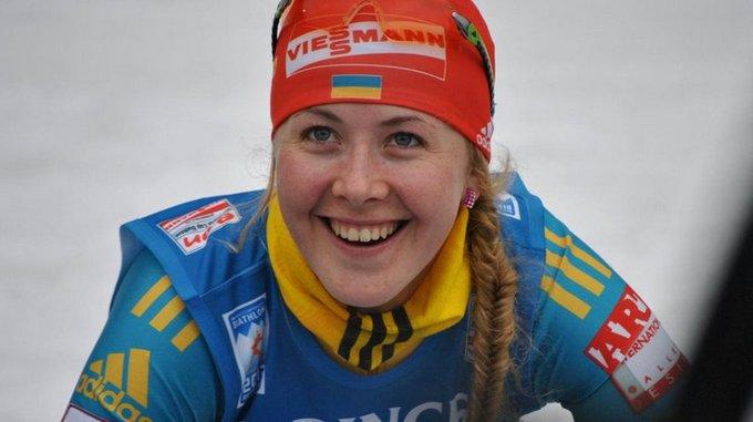 Джима прийняла рішення про продовження кар'єри ускладі збірної України з біатлону