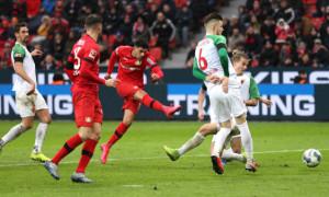 Баєр - Аугсбург 2:0. Огляд матчу
