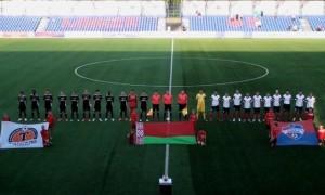 Торпедо-БелАЗ зіграв внічию з Мінськом у 22 турі чемпіонату Білорусі