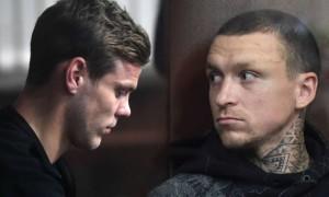 Скандальних російських футболістів хочуть залишити за ґратами ще на півроку