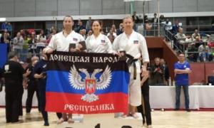 Збірна так званої ДНР взяла участь в міжнародних змаганнях з карате KWF в Японії