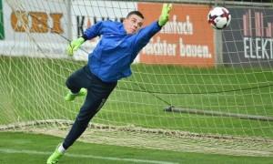 Петраков: Лунін 20 травня приєднається до збірної U-20