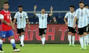 Аргентина - Чилі 1:1. Огляд матчу