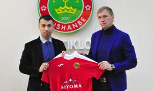 Левченка визнано найкращим тренером року у Таджикистані