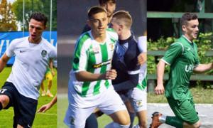 Прикарпаття підписало трьох нових футболістів