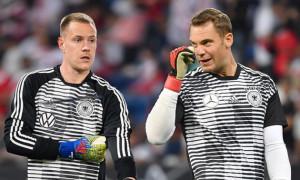 Голкіпер збірної Німеччини пропустить Євро-2020