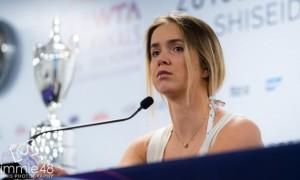 Світоліна незадоволена виступами на турнірах Grand Slam