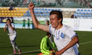 Сімнадцятирічний форвард Динамо U-19 забив дев'ять м'ячів у 10-ти дебютних матчах