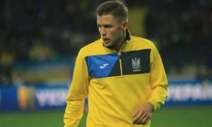 Кравець пропустить матчі збірної України через травму