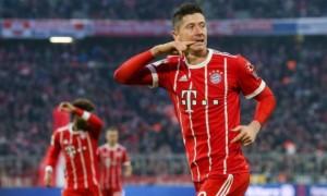 Левандовский визнаний найкращим гравцем сезону Бундесліги