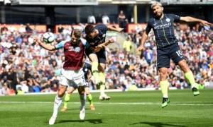 Бернлі – Манчестер Сіті 1:4. Огляд матчу