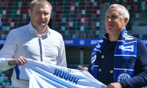 Кучук очолив мінське Динамо