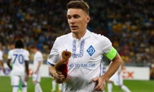 Сидорчук продовжує тренуватися з Динамо