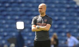 Гвардіола: У Манчестер Сіті немає такої потужності в атаці, як у МЮ, Челсі і Тоттенгема