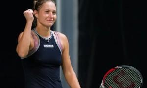 Бондаренко програла у першому колі турніру у Китаї