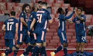 Арсенал - Рапід 4:1. Огляд матчу