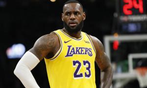 Леброн набрав 33 тис очок у НБА