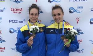 Українські веслувальники завоювали вісім медалей на першому етапі Кубка світу
