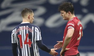 Вест Бромвіч - Манчестер Юнайтед 1:1. Огляд матчу