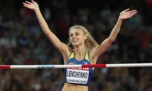 Золотий стрибок Юлії Левченко на чемпіонаті Європи