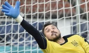 Петраков довикликав голкіпера Динамо у збірну України