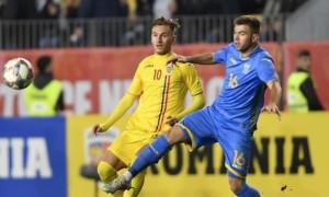 Румунія розгромила молодіжну збірну України