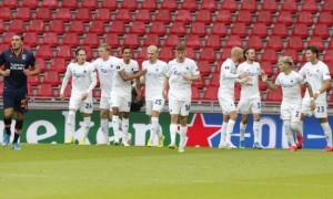 Копенгаген знищив Істанбул у 1/8 фіналу Ліги Європи