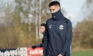 Брестське Динамо оштрафує Хачеріді на половину місячної зарплати