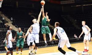 Чемпіон України посів третє місце на турнірі у Литві