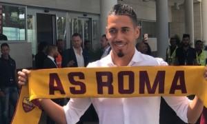 Рома підписала захисника Манчестер Юнайтед