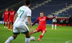 Зальцбург зіграв внічию із Локомотивом у Лізі чемпіонів