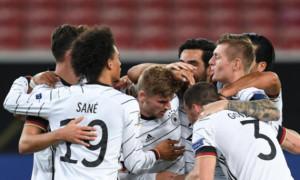 Лев оголосив заявку Німеччини на матч з Україною