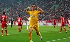 Футбольні таланти потенційного новачка Динамо. ВІДЕО