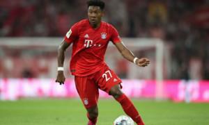 Алаба не залишить Баварію до кінця сезону