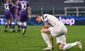 Фіорентина сенсаційно розгромила Ювентус у 14 турі Серії А
