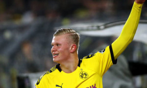 Голанд став найкращим гравцем Бундесліги у лютому