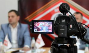 Сайт донецького клубу, який прийняли у чемпіонат Росії, перестав працювати