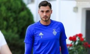 Голкіпер Динамо розкритикував роботу арбітра у матчі з Шахтарем