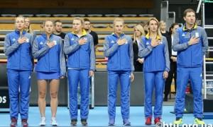 Збірна України вибула з ТОП-20 рейтингу Кубка Федерації