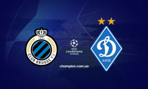 Брюгге - Динамо: кияни провели тренування на стадіоні суперника