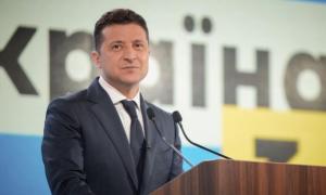 Зеленський запустив флешмоб на підтримку збірної України